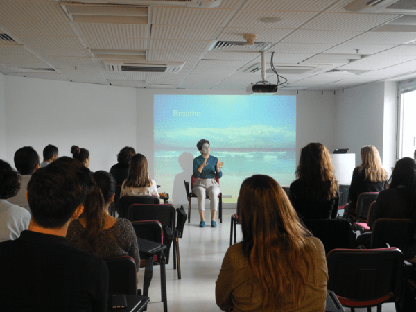 Mindfulness Türkiye - Mindfulness Workshop - 11