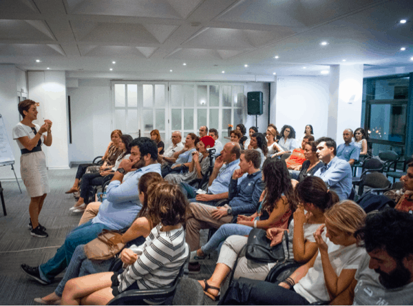 Mindfulness Türkiye - Mindfulness Workshop - 7